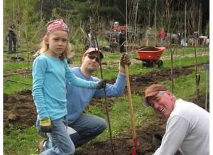 kids_planting